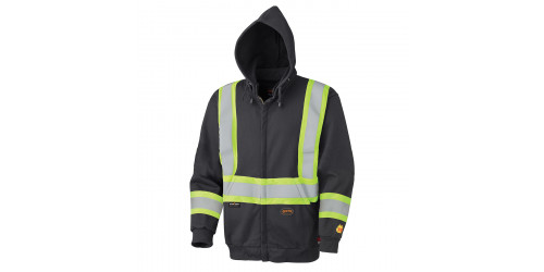 cb8542b99c64c4 FLAME RESISTANT ZIP STYLE HEAVYWEIGHT COTTON SAFETY HOODIE