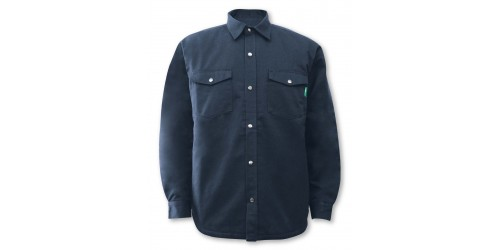 Lined shirt