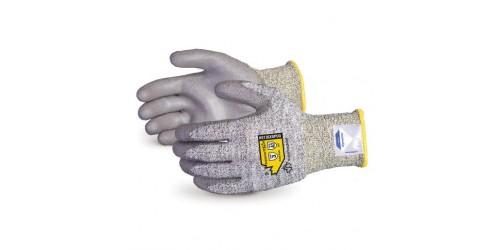 Superior Touch® Gants jauge 13 gris, résistants aux coupures et faits en Dyneema®