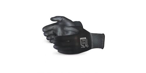 Superior Touch® Gants économiques en tricot de nylon jauge 13 avec paume enduite de polyuréthane