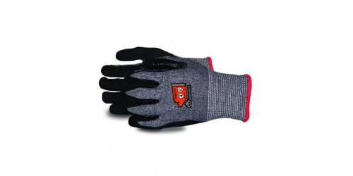 TenActiv™ Gants en tricot composite résistants aux coupures avec pouces renforcés et nitrile microporeux adhérent